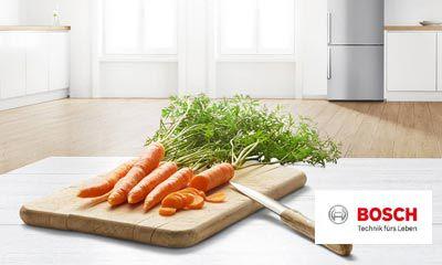 Bosch Kühlschrank Abstand Zur Wand : Bosch vitafresh nofrost kühl gefrier kombinationen küche kaufen